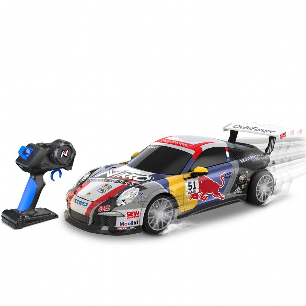 Nikko autíčko na diaľkové ovládanie Porsche 911 GT3 1:16