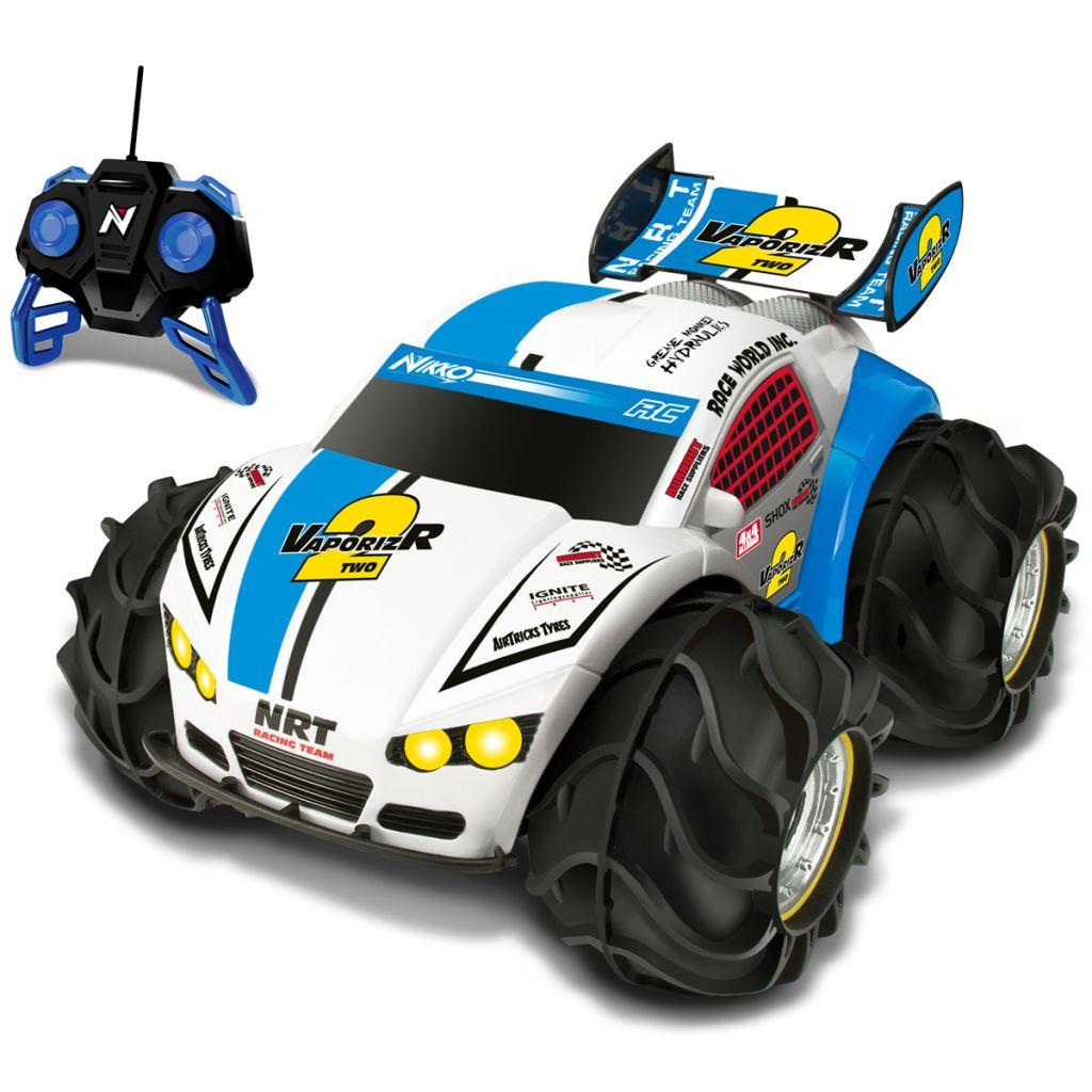 Autíčko Nikko RC VaporizR 2, modré