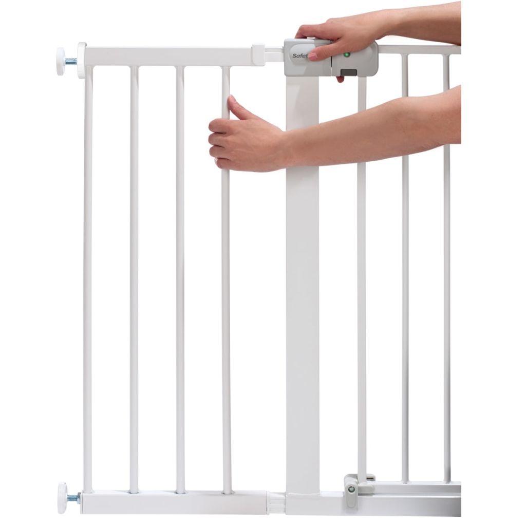 Safety 1st Rozšírenie na bezpečnostnú zábranu, 28 cm, biele, kovové, 24304310