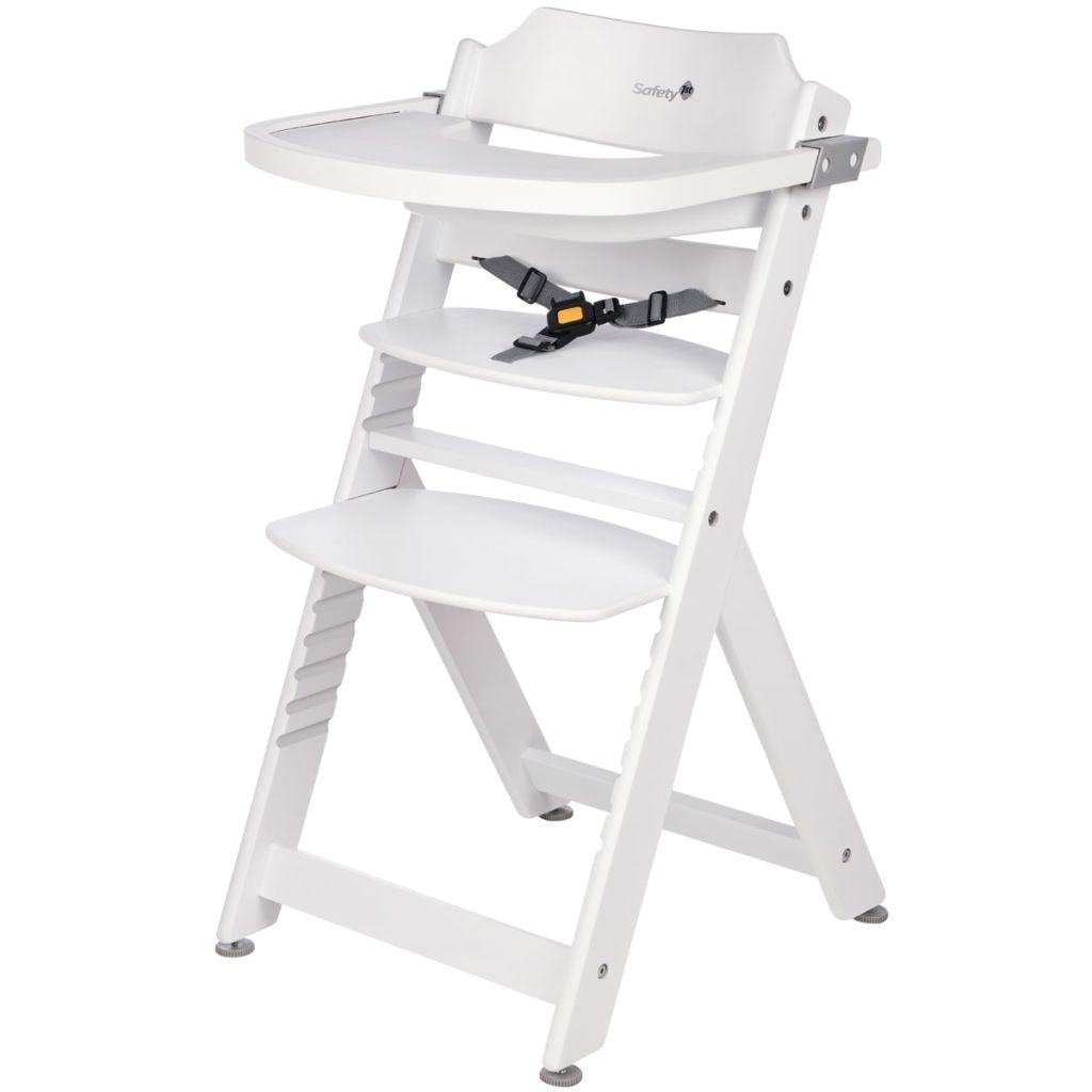 Safety 1st Drevená detská stolička