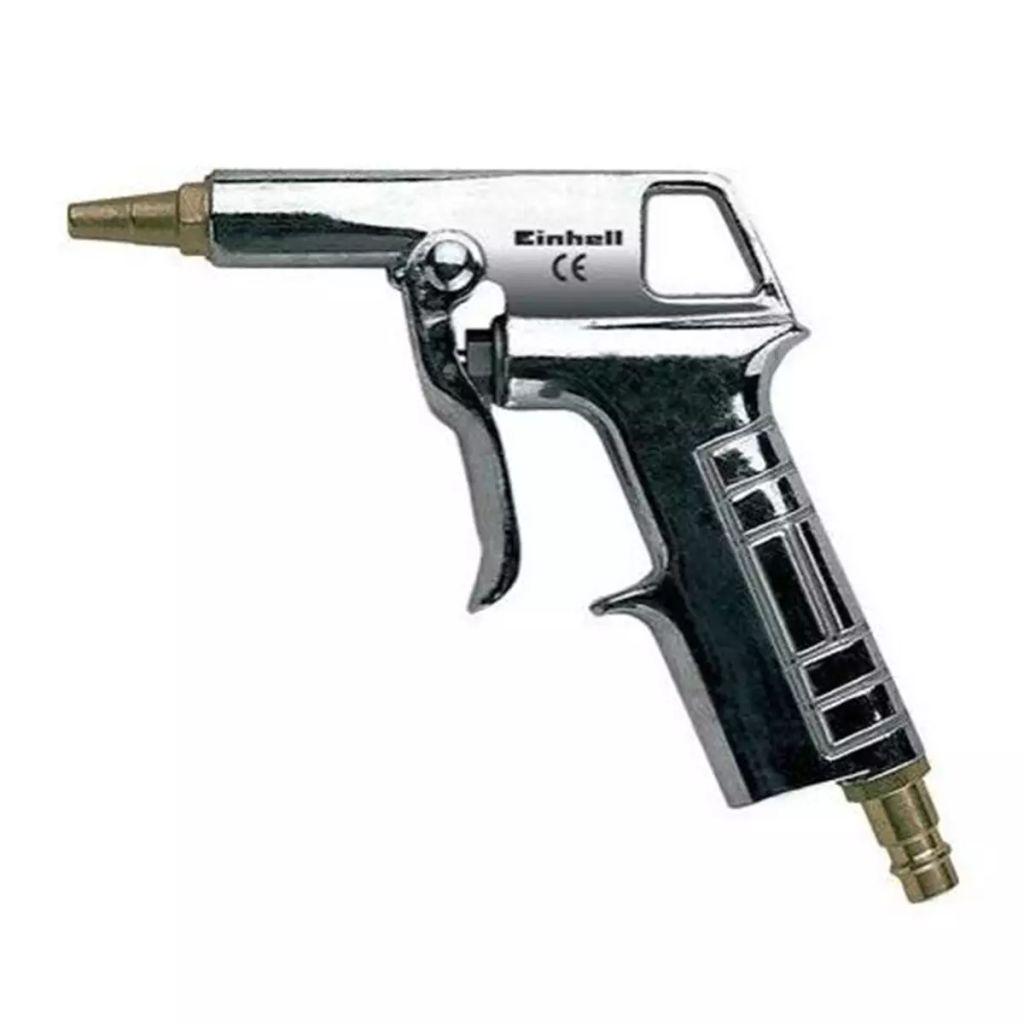 Einhell Krátka vyfukovacia pištoľ pre vzduchový kompresor