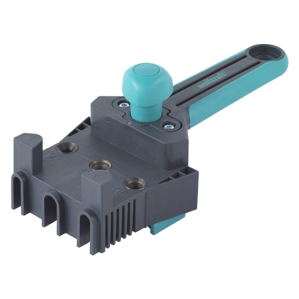 Kolíkovačka Wolfcraft 6, 8, 10 mm 4640000