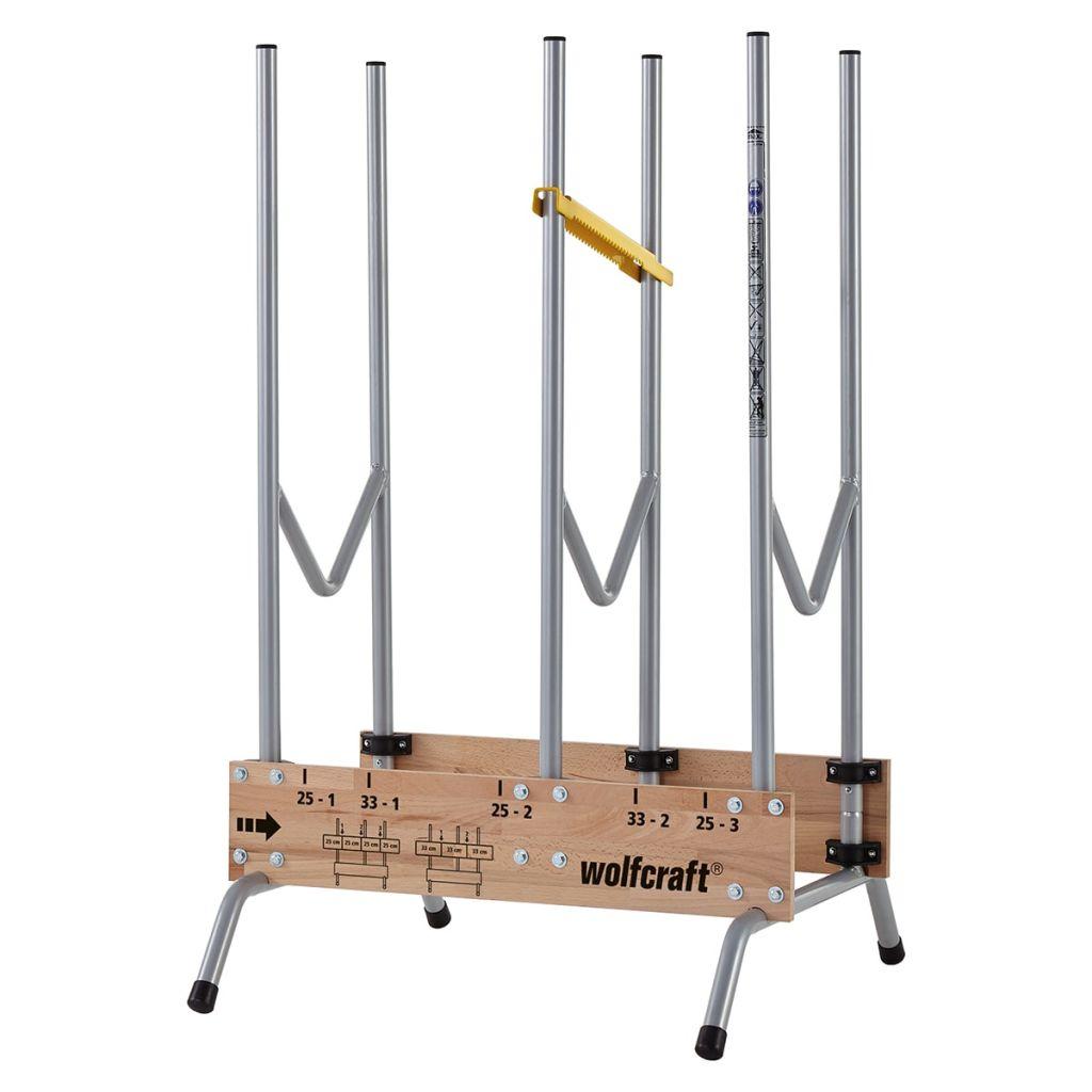 Wolfcraft Koza na rezanie dreva pre reťazovú pílu, 5121000