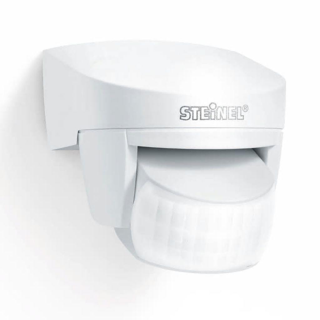 Biely infračervený detektor pohybu Steinel IS 140-2