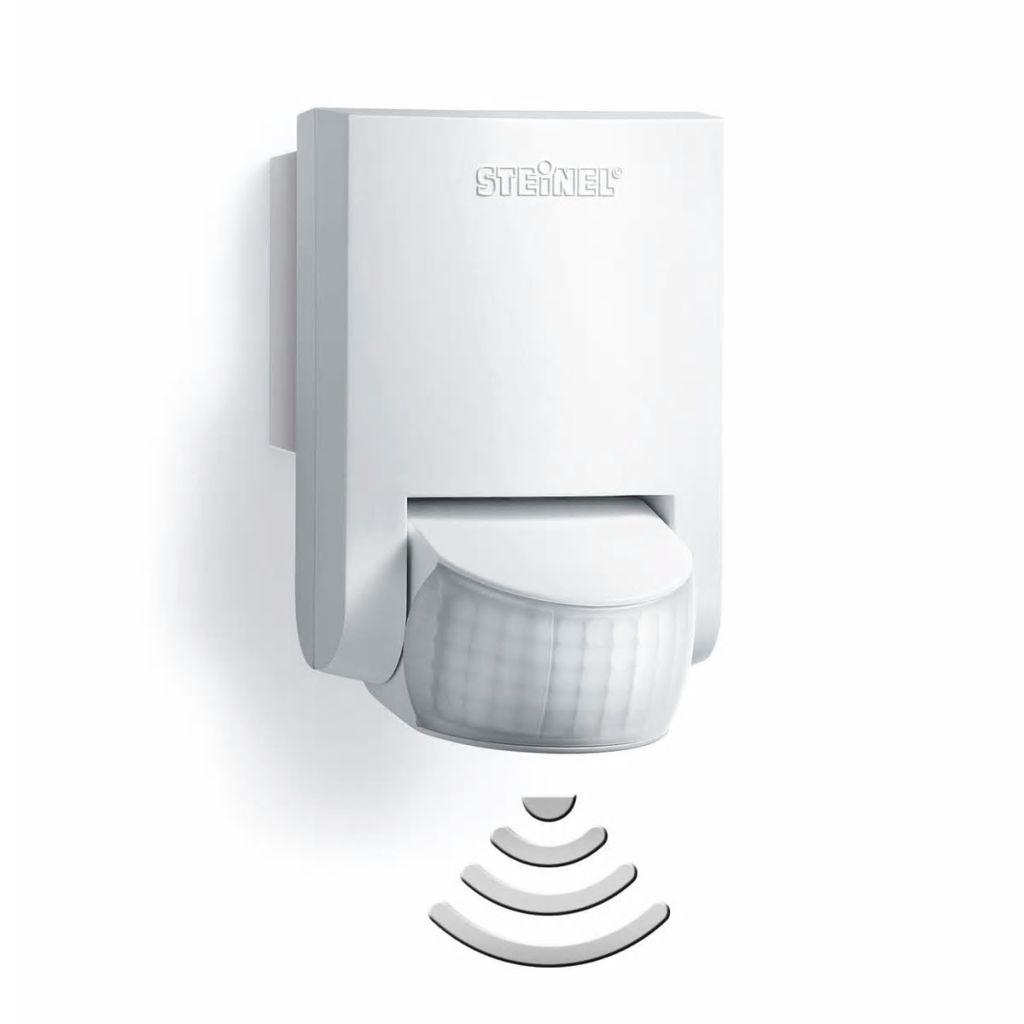 Biely infračervený detektor pohybu Steinel IS 130-2