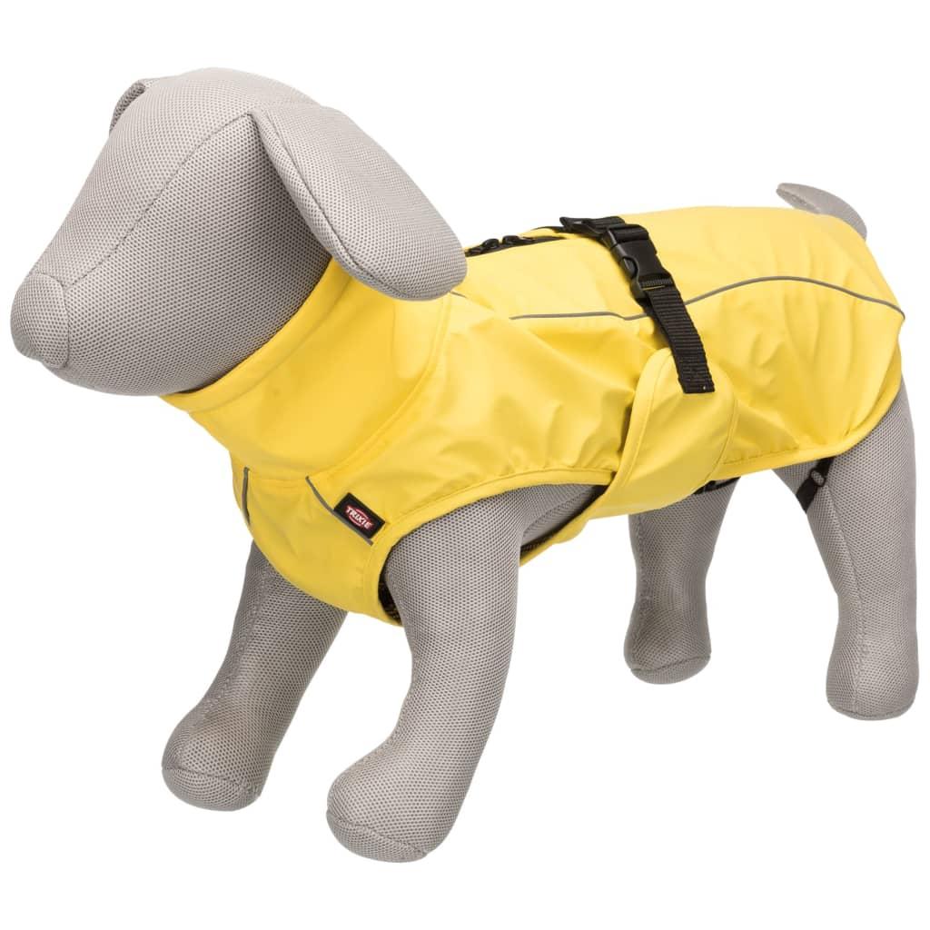 TRIXIE Pršiplášť pre psa Vimy L žltý 62 cm