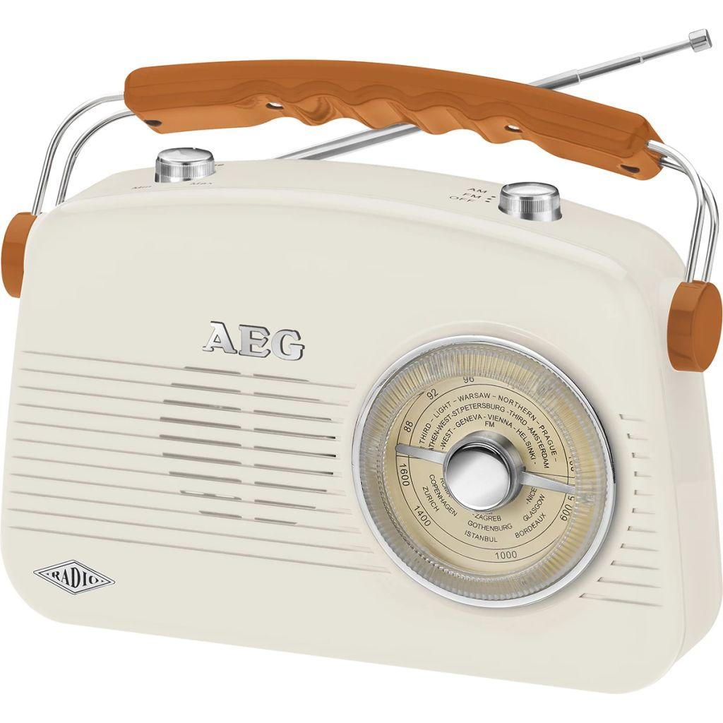 AEG Retro Rádio NR 4155