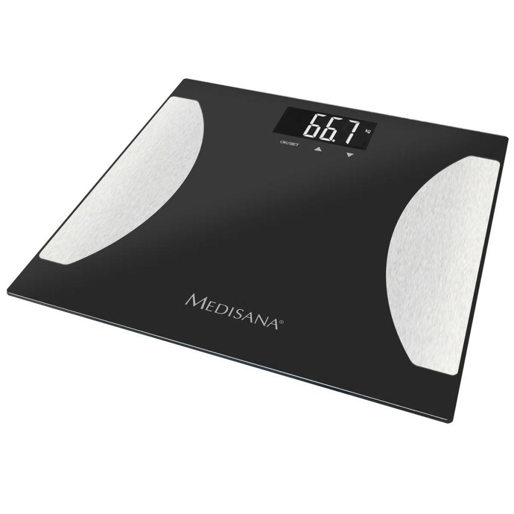 Váha s analyzátorom zloženia tela Medisana BS475