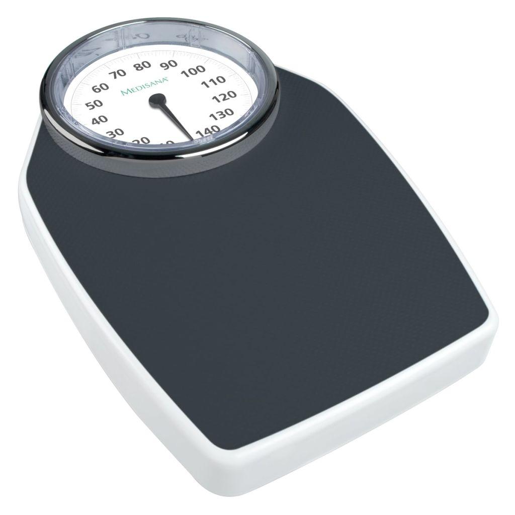 Osobná sklenená telesná váha Medisana PSD
