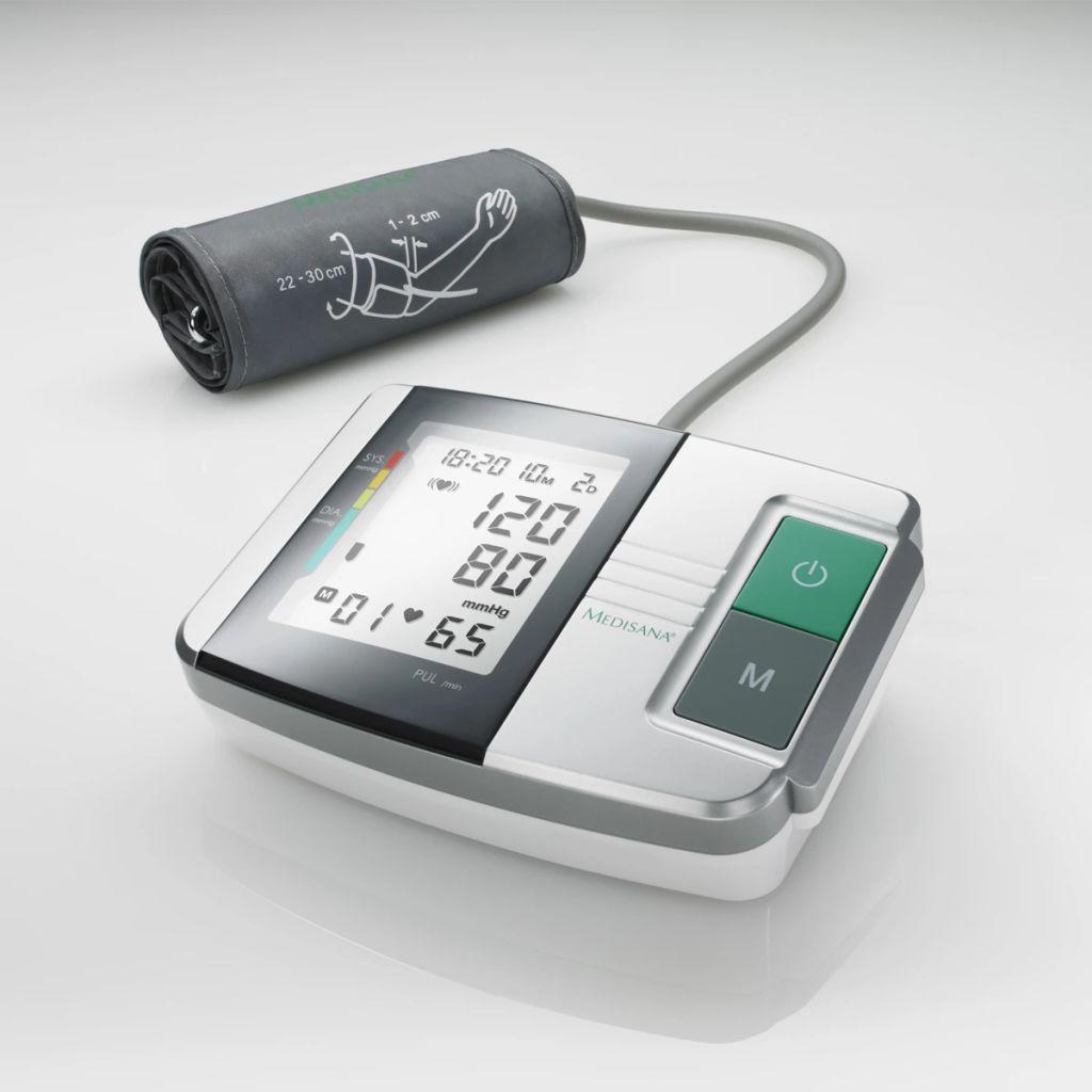 Automatický monitor krvného tlaku na nadlaktie Medisana MTS