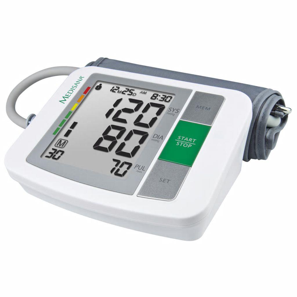 Automatický monitor krvného tlaku na nadlaktie Medisana BU 510