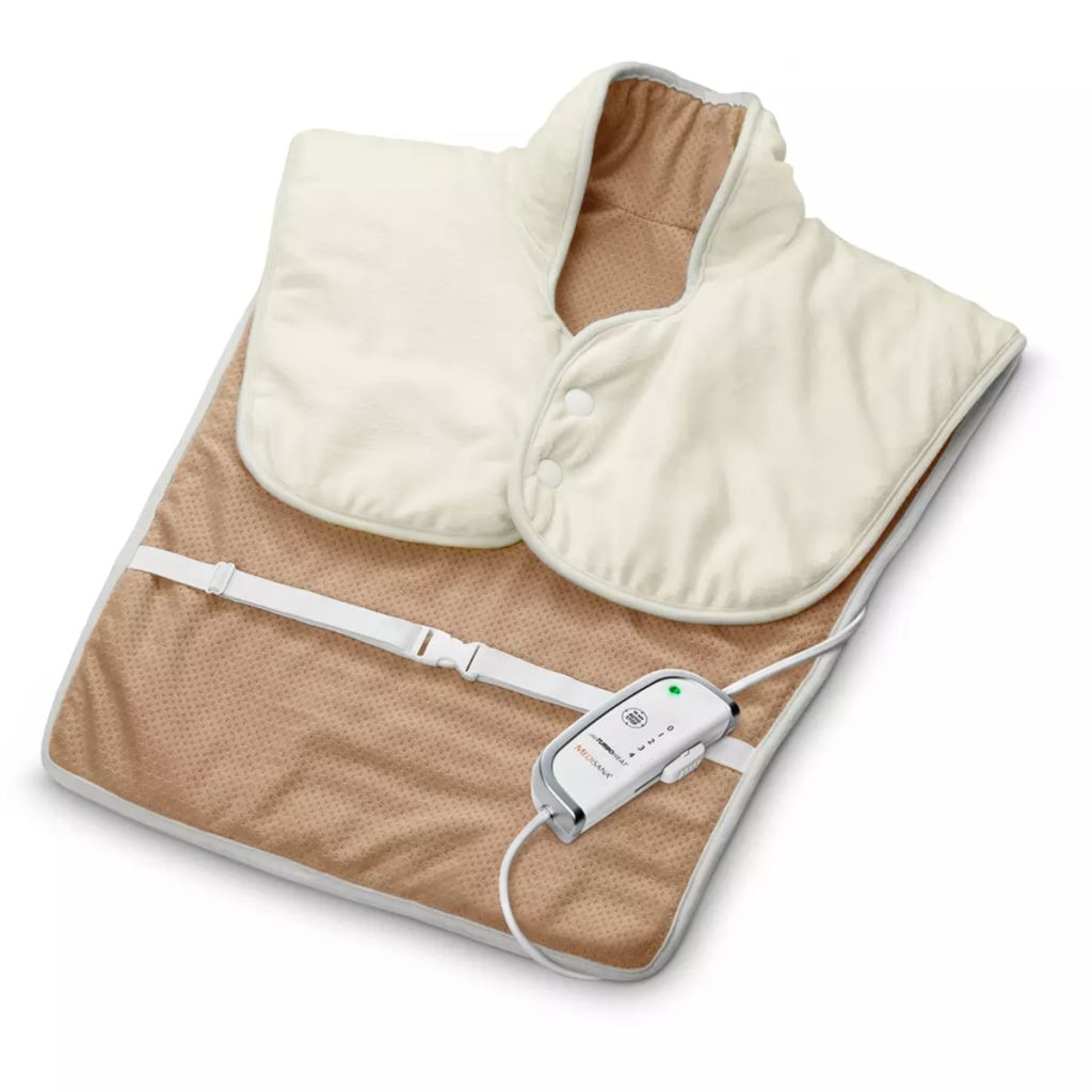 Medisana nahrievacia vesta pre krk a chrbát HP 630 61157