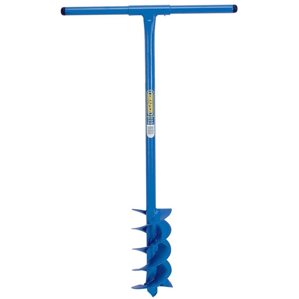 Draper Tools Zemný vrták 1070x155 mm modrý 24414