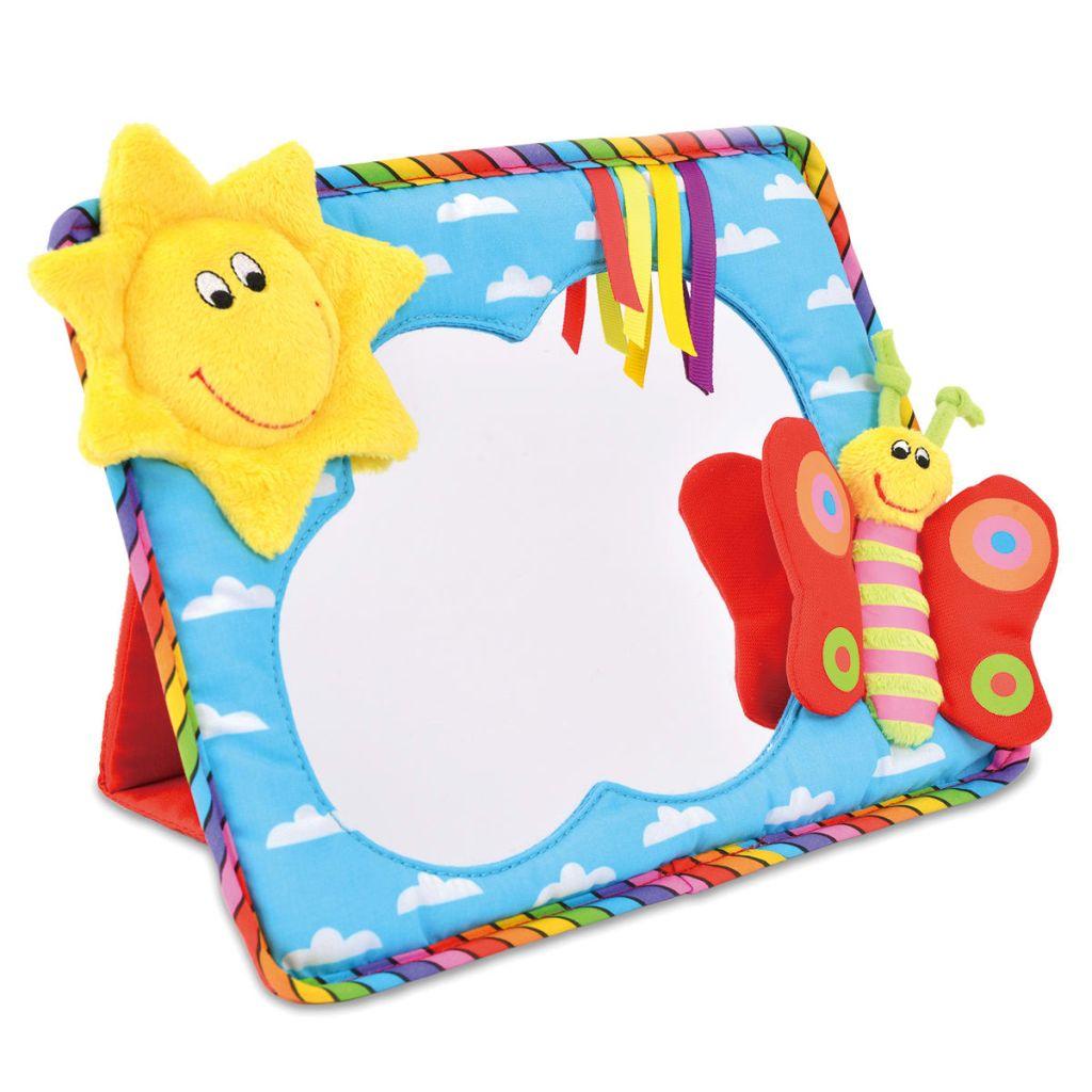 Galt Toys Zrdkadlo pre bábätká s usmievajúcim slnkom, 381004711