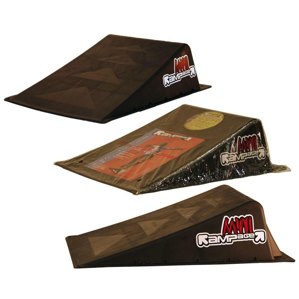 RAMPAGE Mini rampa na skateboard alebo korčule