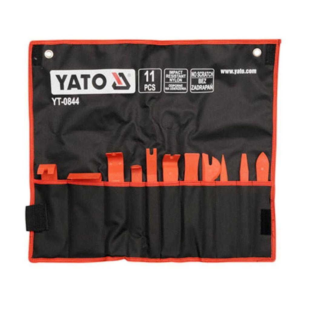 Sada na demontáž čalúnenia Yato 11 ks