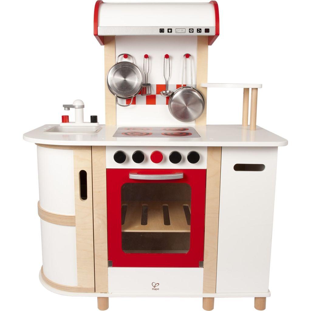 Hape multifunkčná hračkárska kuchyňa E8018