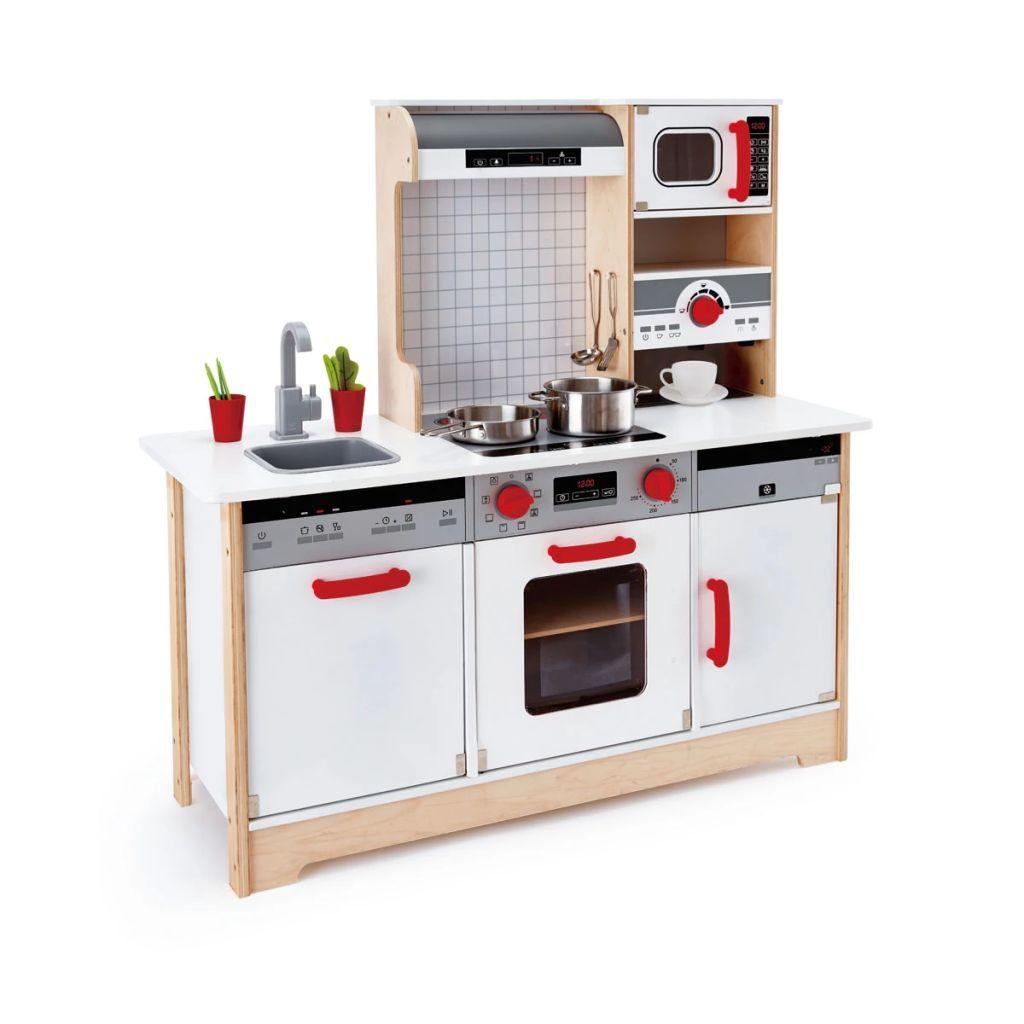 Hape Hračkárska kuchynka All-in-1 E3145