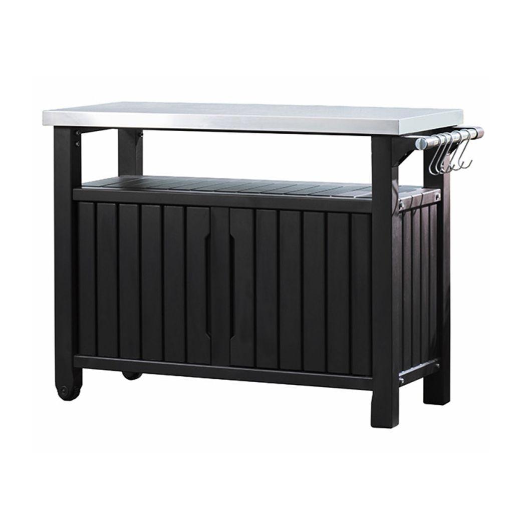 Keter Multifunkčný vonkajší stôl na grilovanie