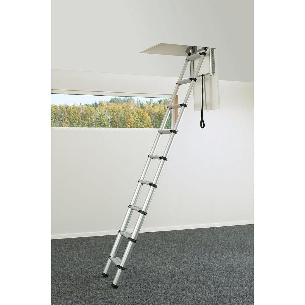 Telesteps Black Line Malý podkrovný rebrík