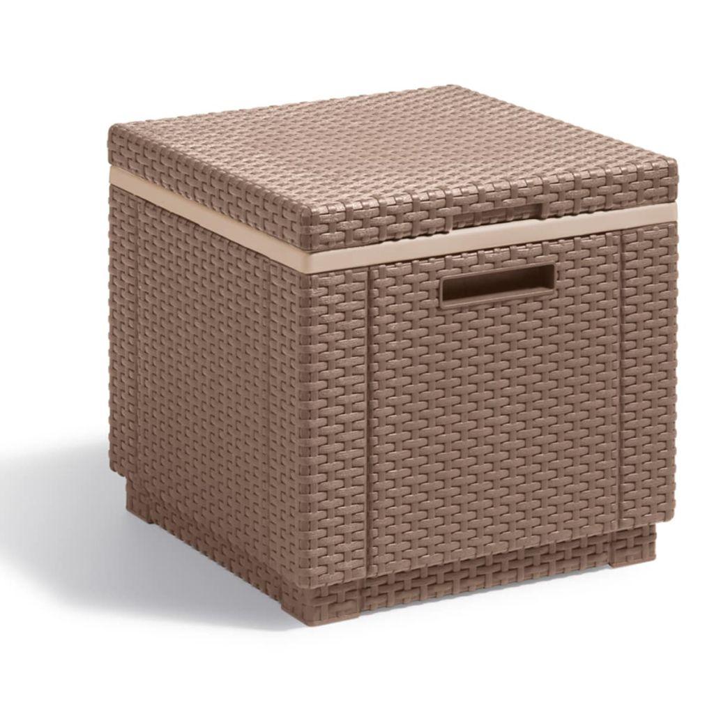Allibert Chladiaci box, farba cappuccino 223761