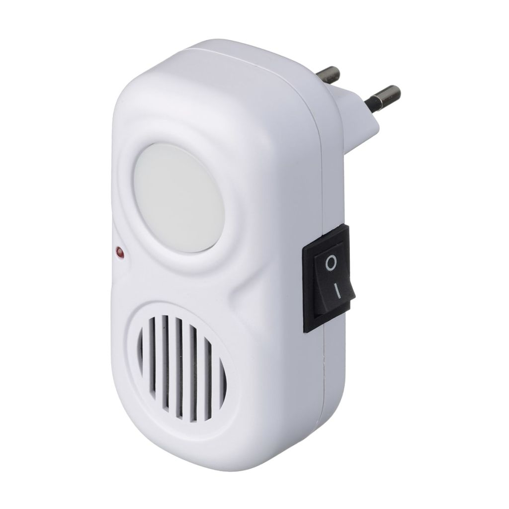 Nature Elektrický ultrazvukový odpudzovač hmyzu/myší 6060109
