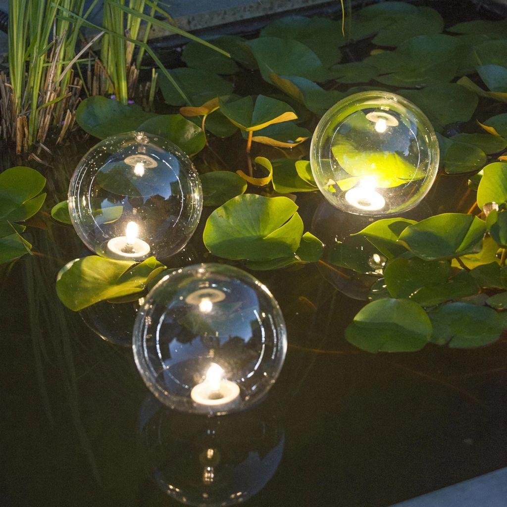 Ubbink LED jazierkové svetlá MultiBright Float 3 1354008