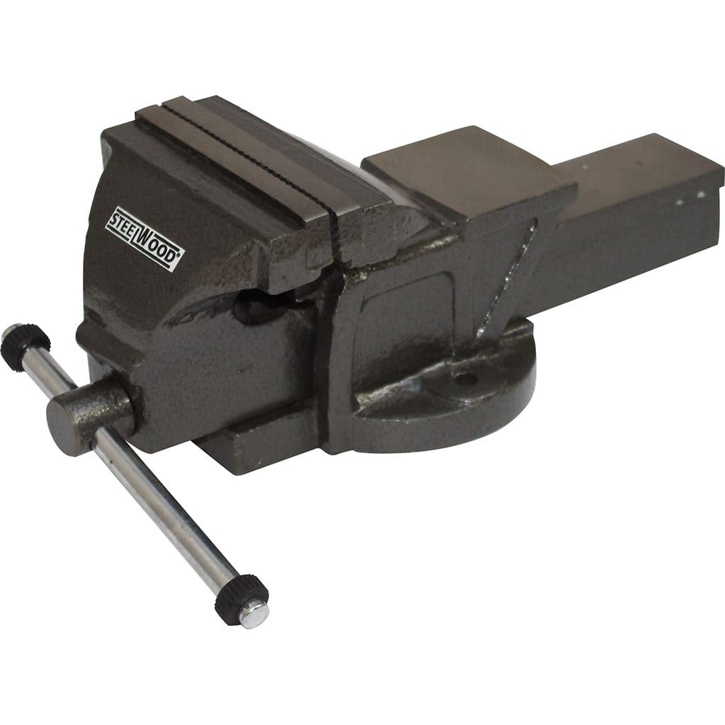 Oceľový zverák 125mm