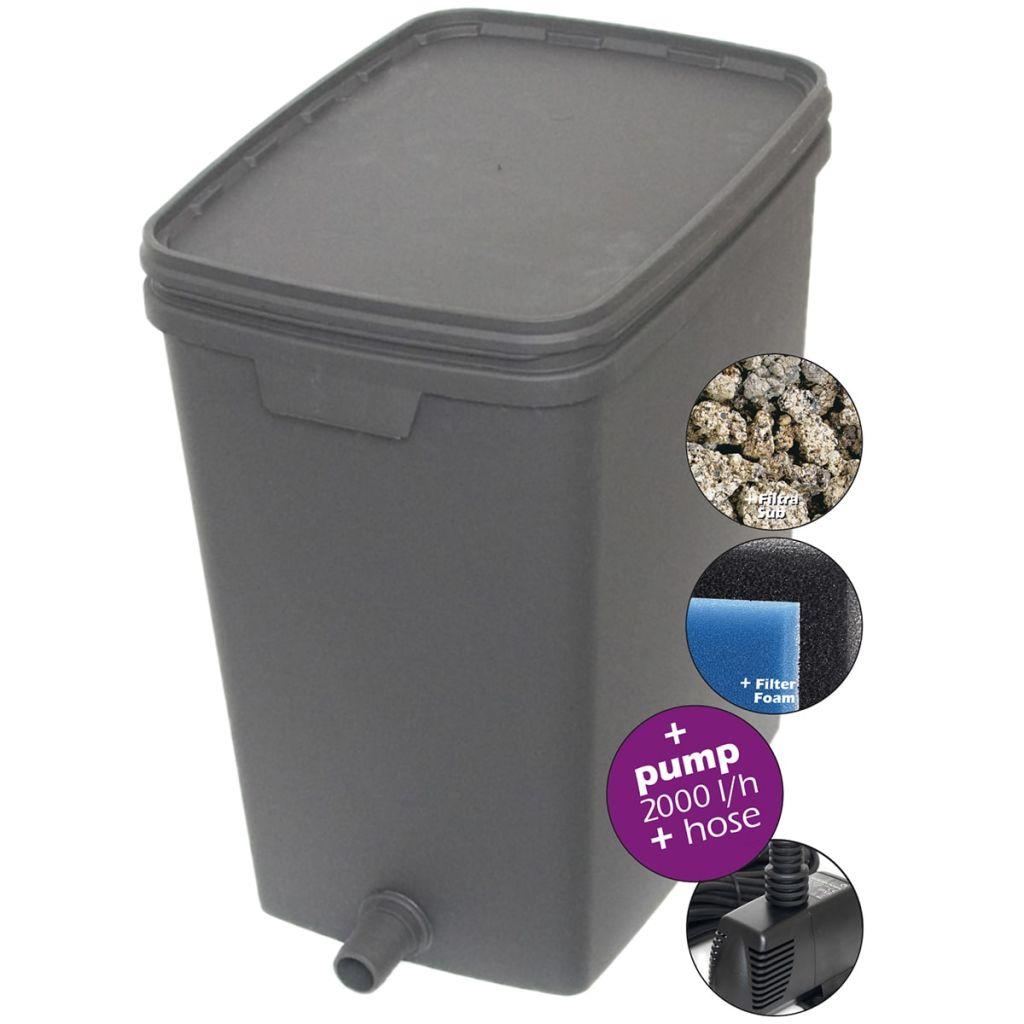 Velda Jazierkový filter 35 l s čerpadlom 2000 l 146039