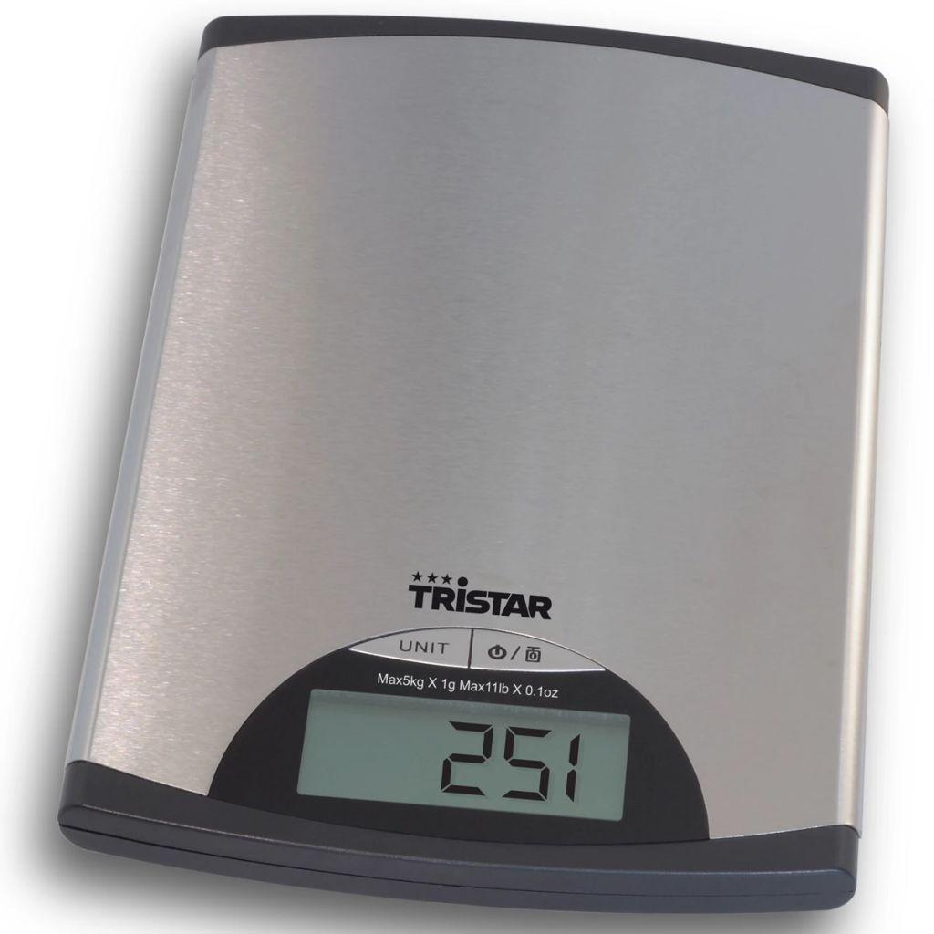 Kuchynská váha 5 kg Tristar
