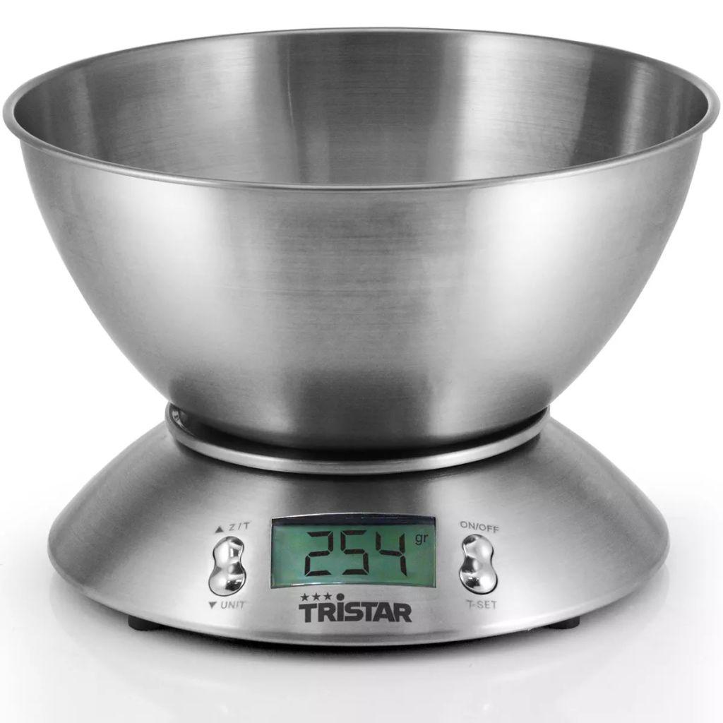 Kuchynská váha s odmerkou 5 kg Tristar