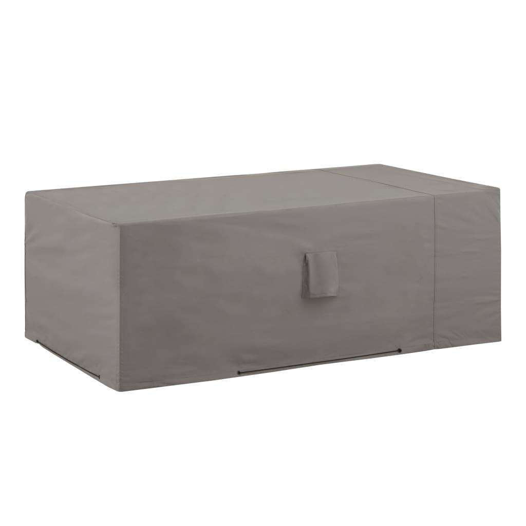 Madison Obal na vonkajší nábytok 180x110x70 cm, sivý