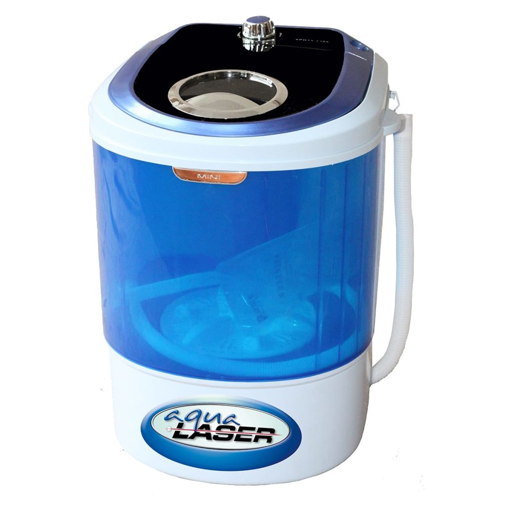 Aqua Laser Mini práčka, 2.5 kg, 160 W