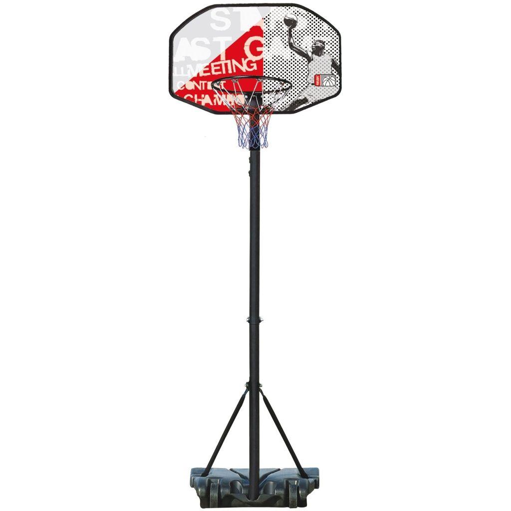New Port Basketbalový stojan Champion Shoot 140-213 cm 16NJ-ZWR-Uni