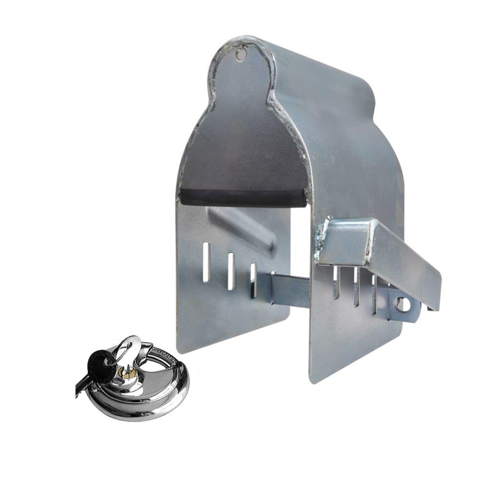 ProPlus spojkové zariadenie so zámkom na ťažné zariadenie 341326S
