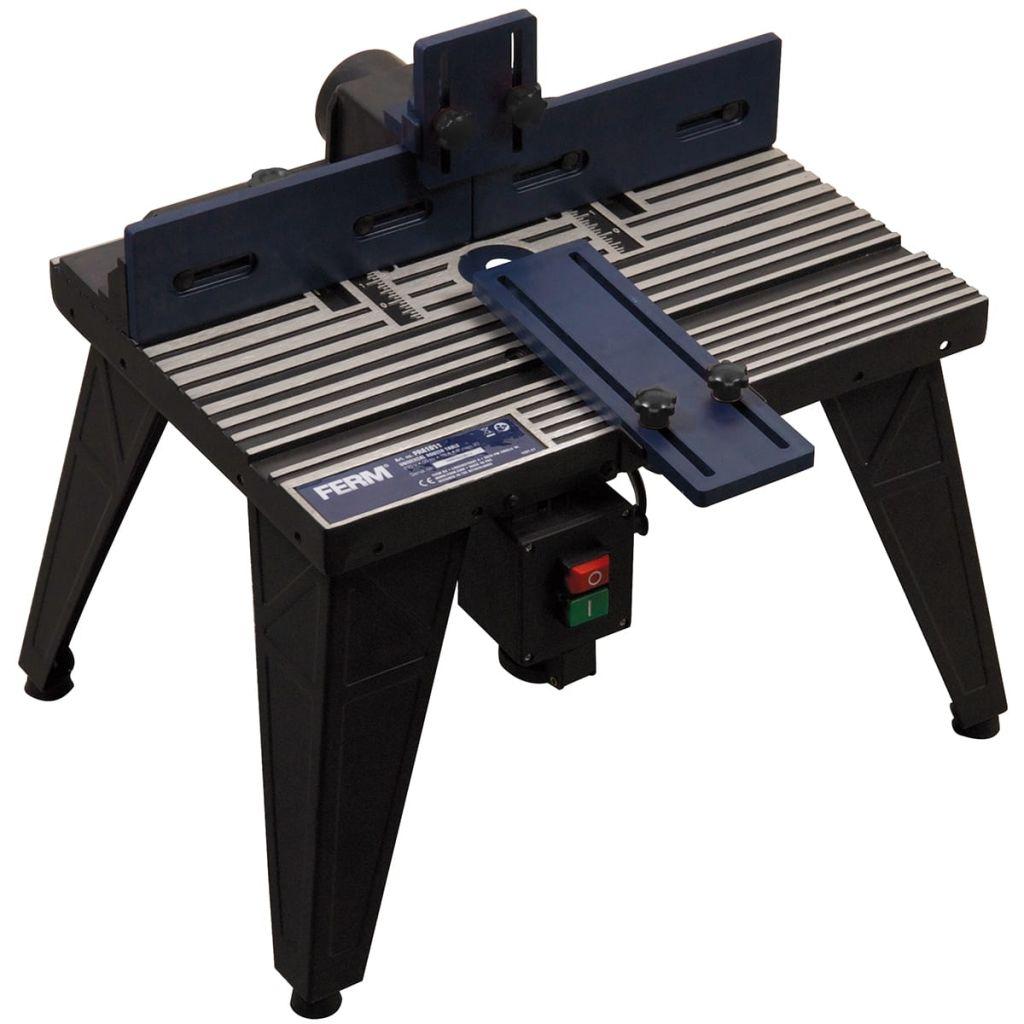 Smerovací stôl na drevoobrábanie Ferm Power 1300 W