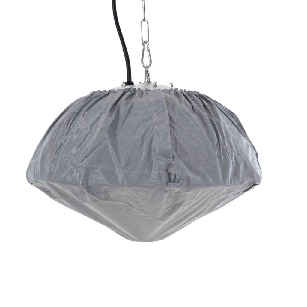 Sunred Obal na závesné ohrievače, série CELC/CE11, 42.5 cm, šedý, HK10