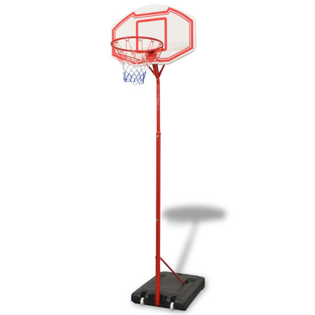 vidaXL Basketbalový kôš, 305 cm