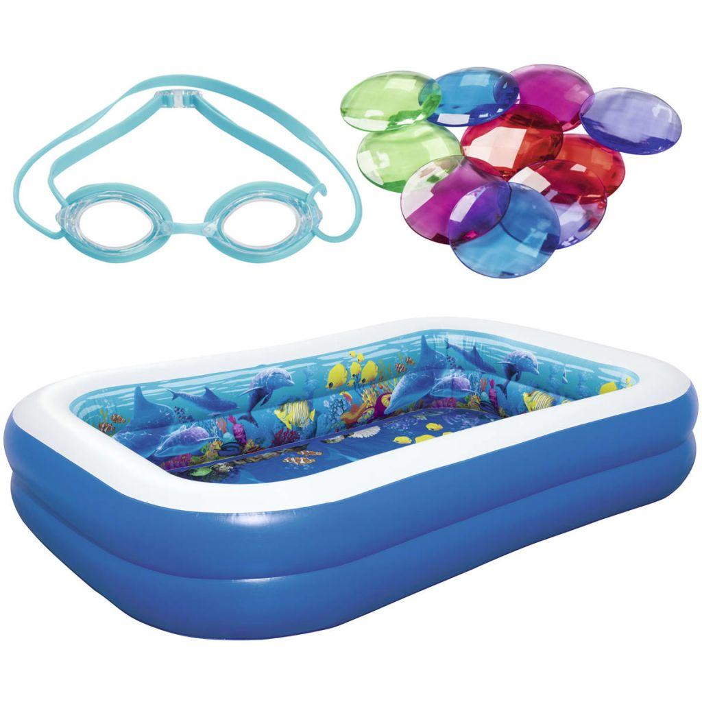 Bestway Detský bazén s motívom podmorského sveta, 54177