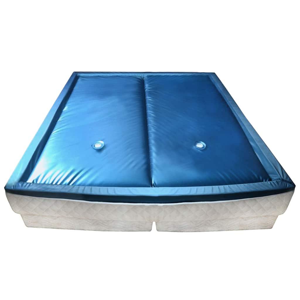 vidaXL Sada oddelených vodných matracov s podšívkou 160x200 cm F5