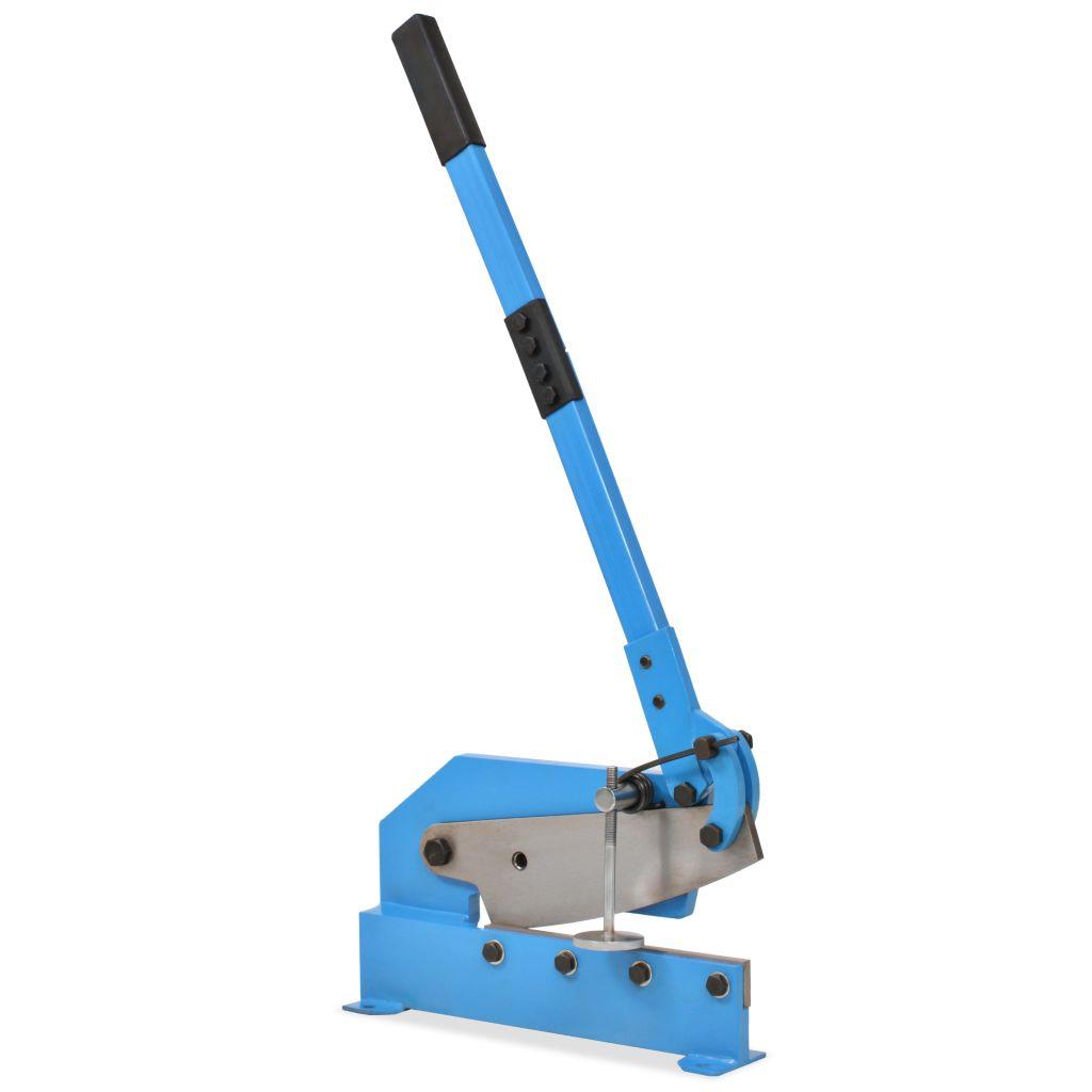 vidaXL Pákové nožnice 300 mm, modré