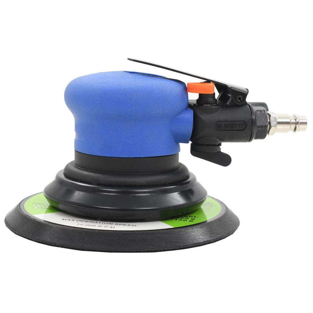 vidaXL Pneumatická excentrická brúska 150 mm