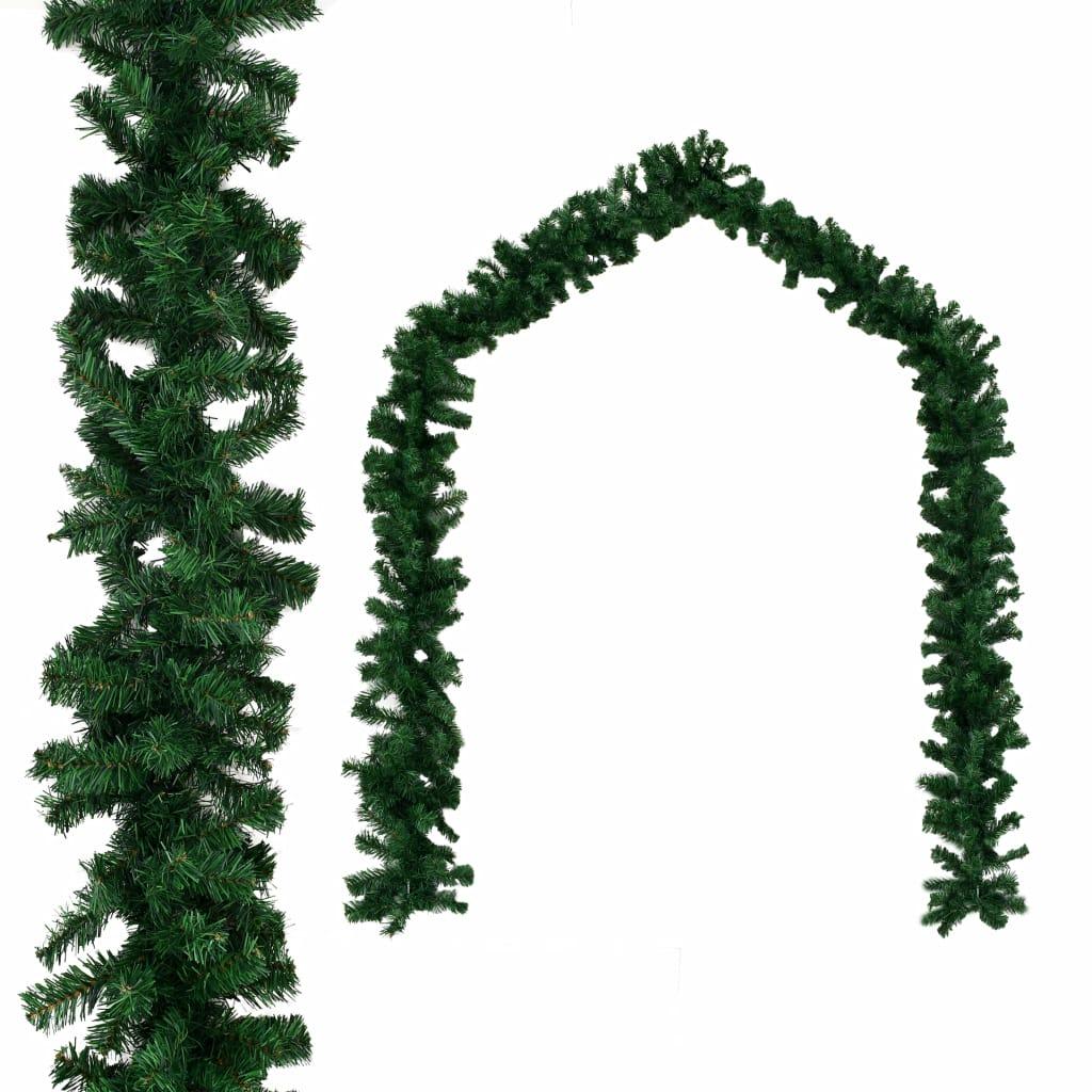 vidaXL Vianočná girlanda z PVC, 5 m