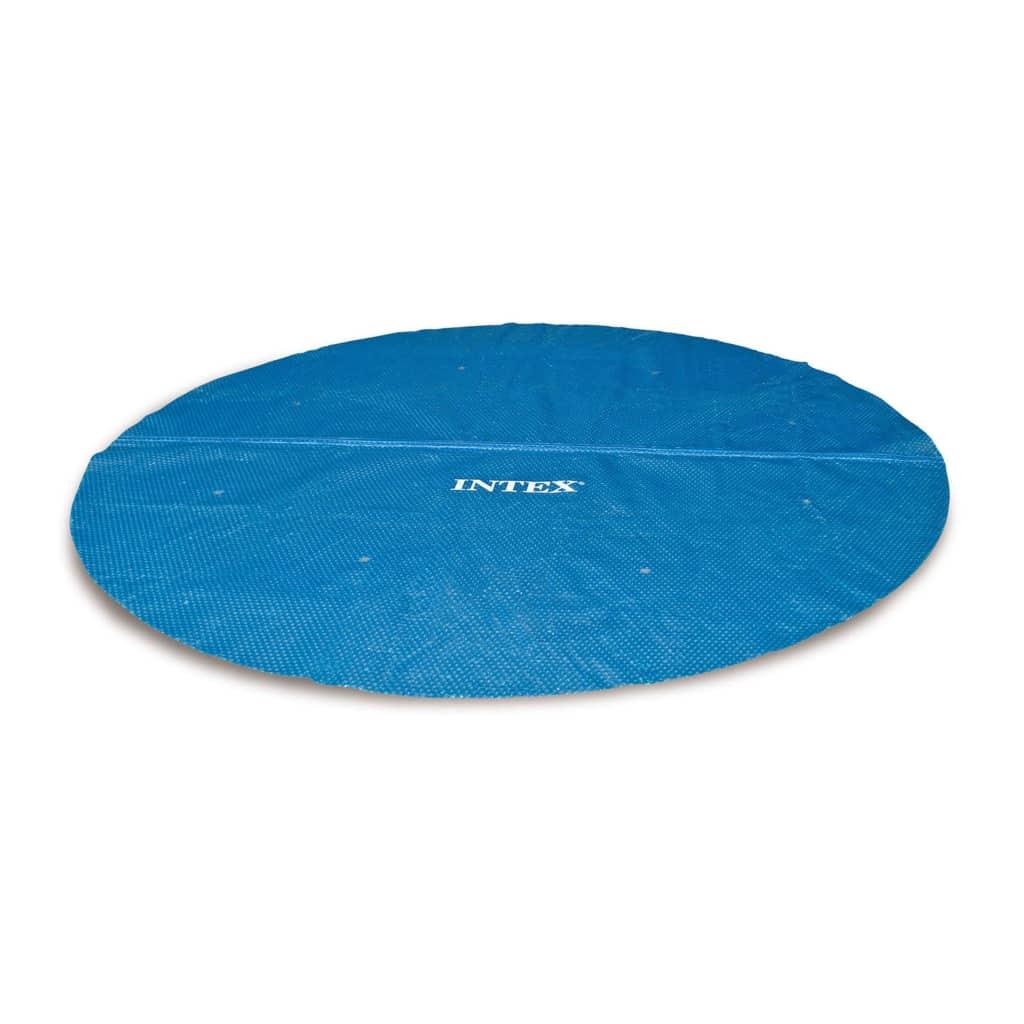 Intex Solárna bazénová plachta okrúhla 366 cm 29022