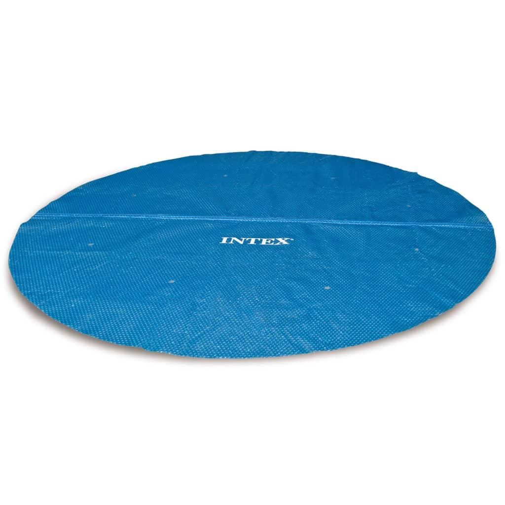 Intex Solárna bazénová plachta okrúhla 549 cm 29025