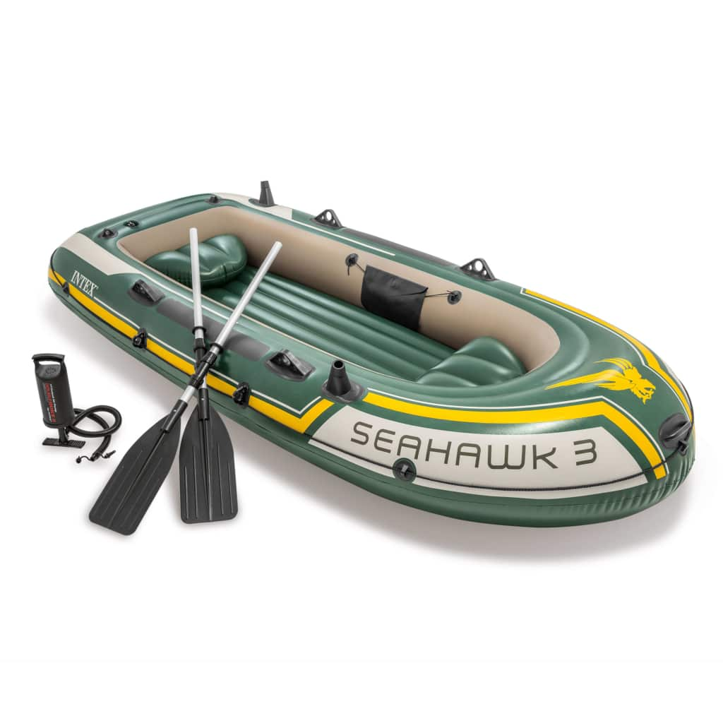 Intex Nafukovací čln Seahawk 295x137x43 cm 68380NP