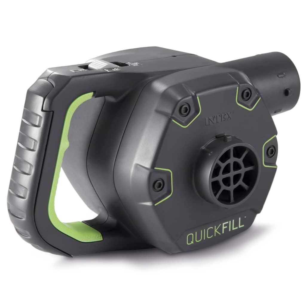 Intex Dobíjateľné elektrické vzduchové čerpadlo Quick-Fill 66642