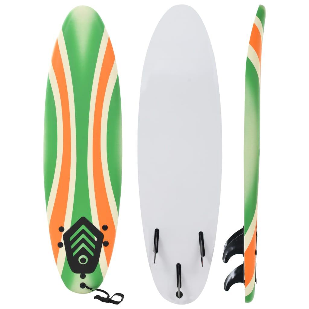 vidaXL Surfová doska 170 cm bumerang