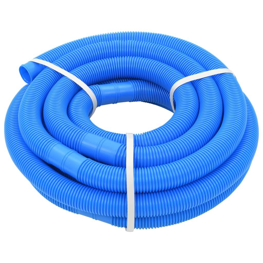 vidaXL Bazénová hadica modrá 38 mm 9 m