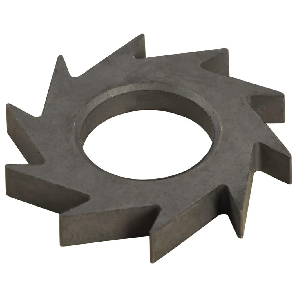 Brúsne kotúče 8 ks s 10 podložkami 27 mm
